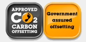Approved CO2 Carbon Offsetting - Government Assured Offsetting