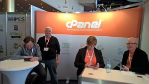 Meeting representatives from cPanel